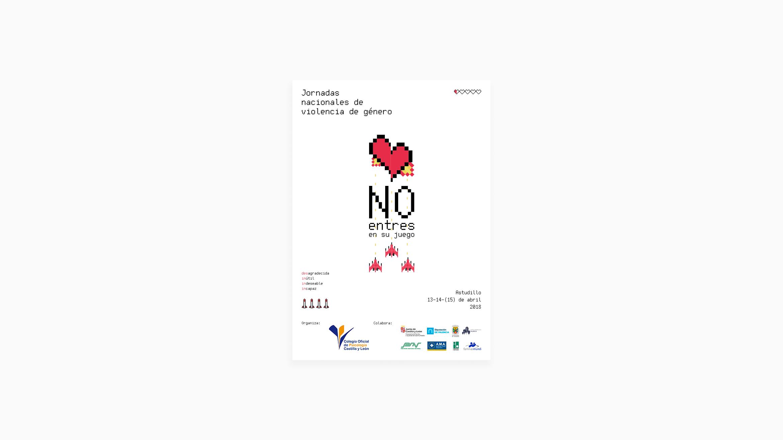 Jornadas nacionales de violencia de género cartel2