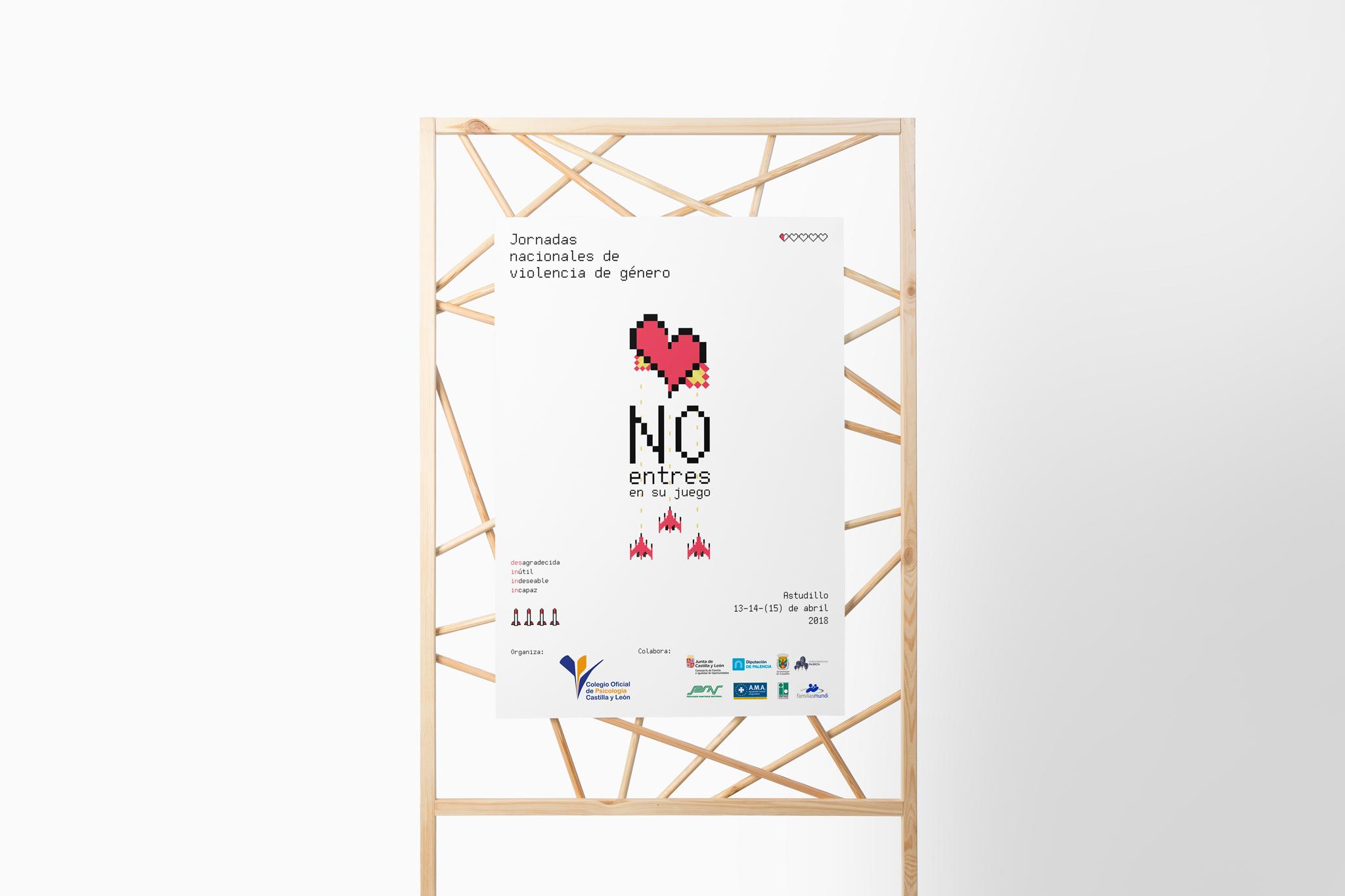 Jornadas nacionales de violencia de género cartel3