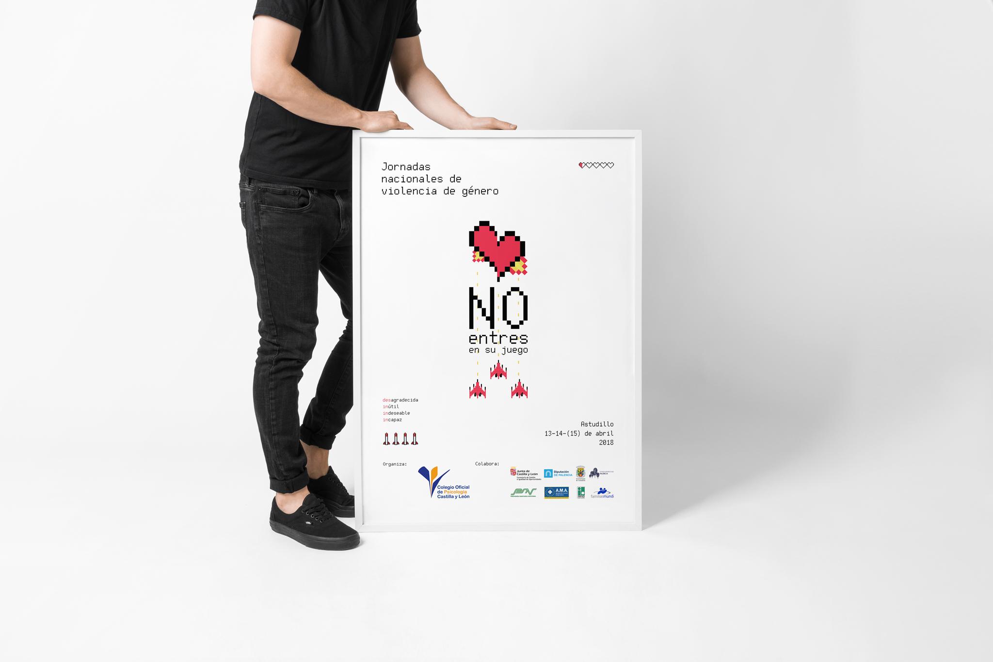 Jornadas nacionales de violencia de género cartel4
