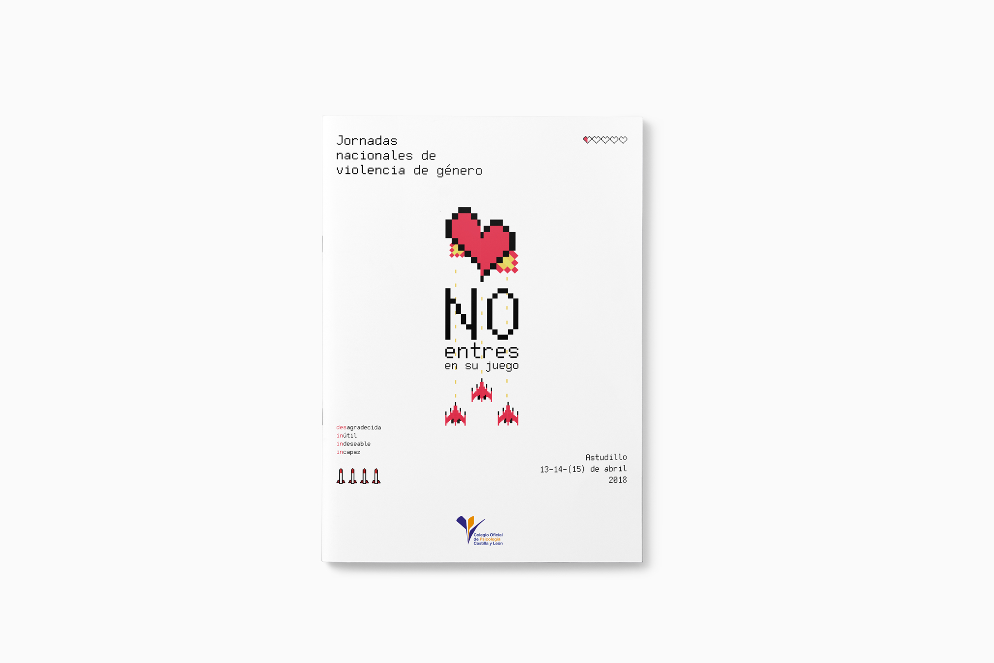 Jornadas nacionales de violencia de género programa1