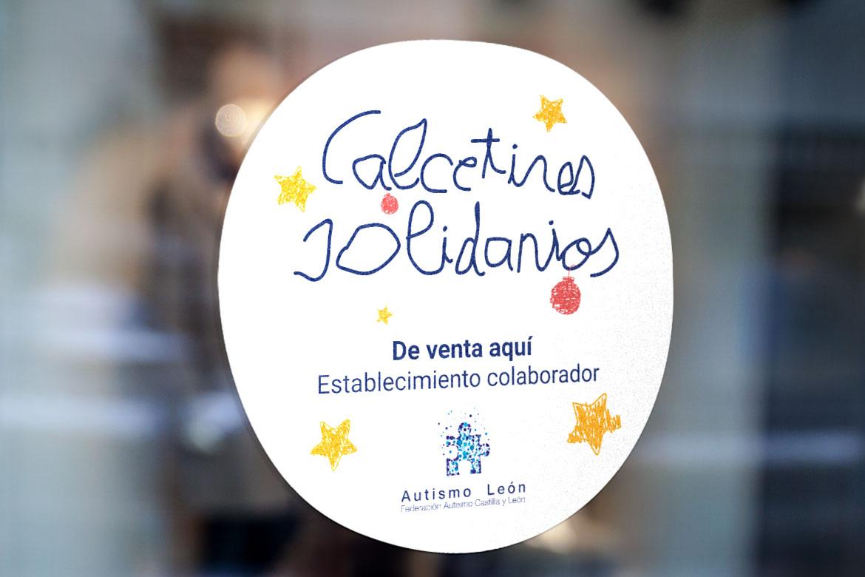 Campaña — Calcetines solidarios Autismo León