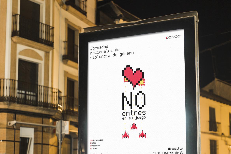 Diseño — Jornadas nacionales de violencia de género